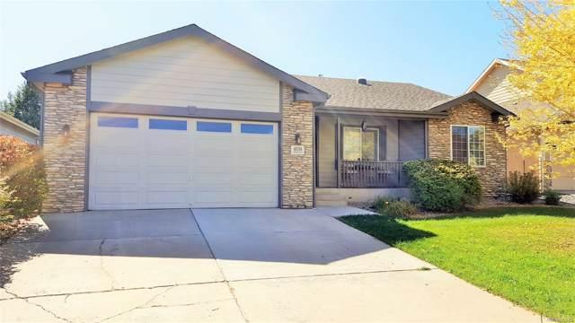 4338 Cobblestone Lane, Johnstown, CO 80534 (MLS #2605001) :: 8z Real Estate