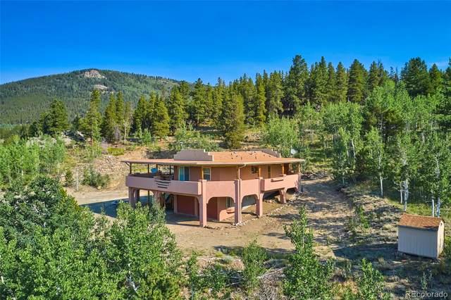 1321 Apex Valley Road, Black Hawk, CO 80422 (MLS #2607923) :: 8z Real Estate
