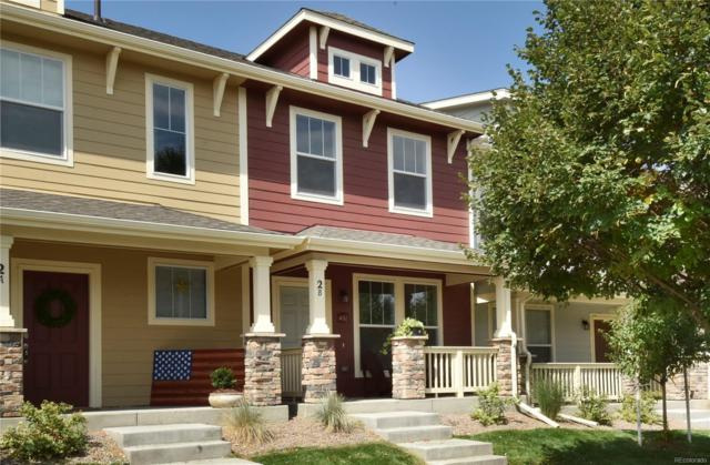 15612 E 96th Way 2B, Commerce City, CO 80022 (#2608966) :: The Griffith Home Team