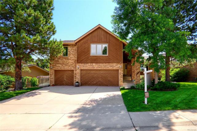 7554 S Cook Way, Centennial, CO 80122 (MLS #2609395) :: 8z Real Estate