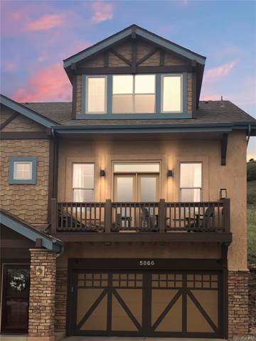 5866 Canyon Reserve Heights, Colorado Springs, CO 80919 (#2611049) :: The DeGrood Team