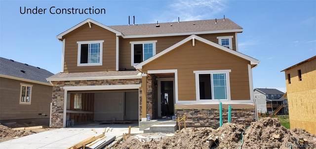 5749 S Haleyville Street, Aurora, CO 80016 (MLS #2612870) :: Bliss Realty Group