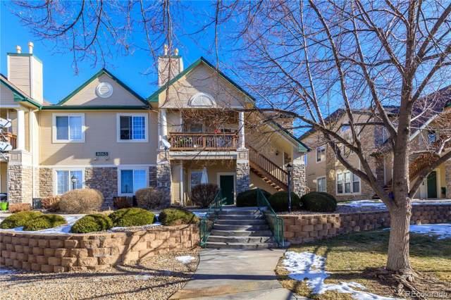4065 S Crystal Circle #104, Aurora, CO 80014 (MLS #2615497) :: 8z Real Estate