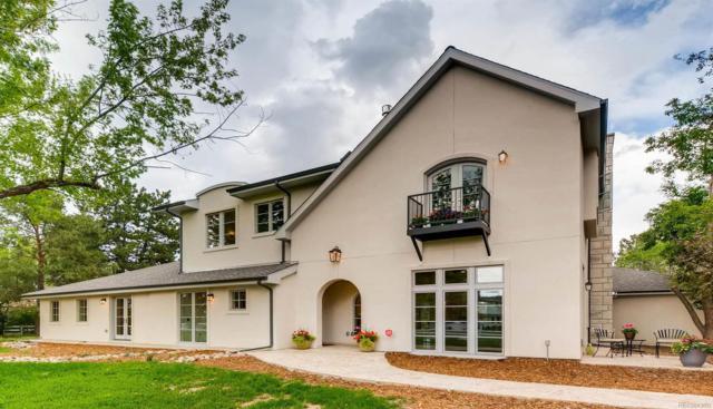 3650 S Albion Street, Cherry Hills Village, CO 80113 (#2616379) :: HomePopper