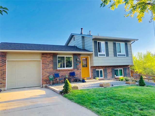 1304 S Argonne Street, Aurora, CO 80017 (#2626118) :: 5281 Exclusive Homes Realty