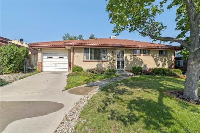 23 Yates Street, Denver, CO 80219 (#2627293) :: Berkshire Hathaway HomeServices Innovative Real Estate