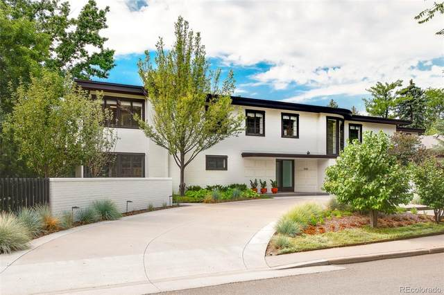 545 Circle Drive, Denver, CO 80206 (#2628124) :: The DeGrood Team