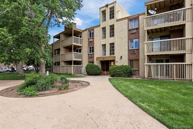 1306 S Parker Road #397, Denver, CO 80231 (MLS #2630006) :: Bliss Realty Group