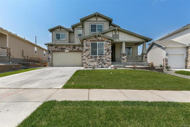 12141 Pine Post Drive, Parker, CO 80138 (#2630028) :: Bring Home Denver