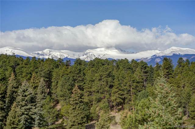Lot 3 TBD Red Lily Place, Evergreen, CO 80439 (MLS #2631173) :: The Sam Biller Home Team