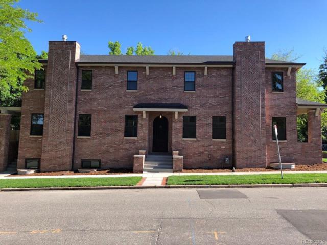 195 S Humboldt Street, Denver, CO 80209 (#2631220) :: House Hunters Colorado