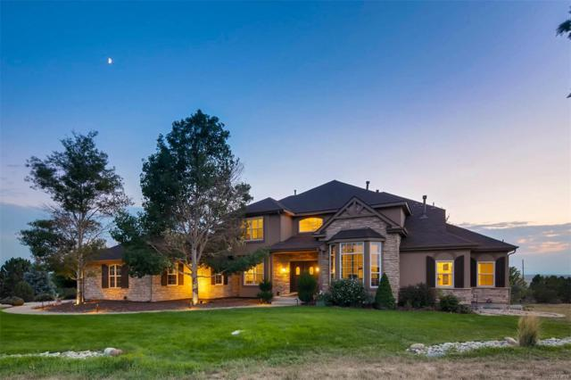 20395 E Top T Ranch Place, Parker, CO 80134 (#2637895) :: Colorado Home Realty