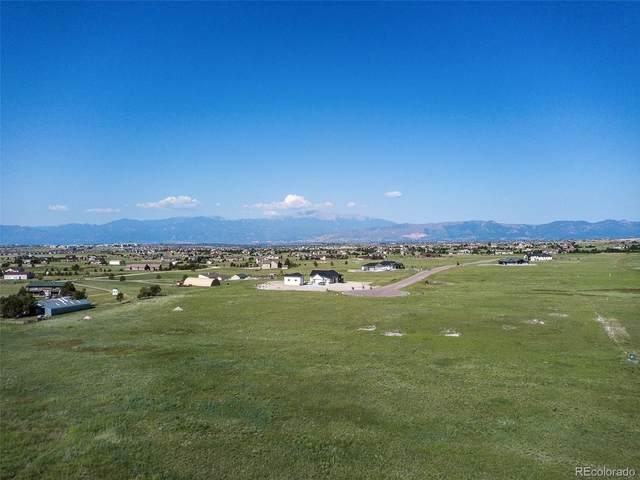 7871 Bannockburn Trail, Colorado Springs, CO 80908 (#2638923) :: Kimberly Austin Properties