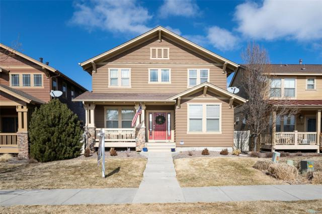 21575 E Tallkid Avenue, Parker, CO 80138 (#2640835) :: Mile High Luxury Real Estate