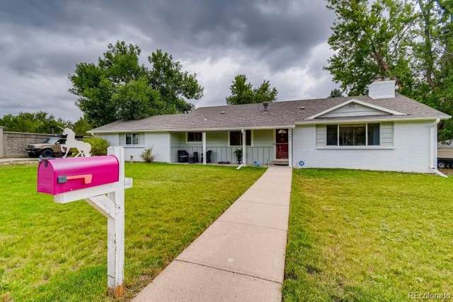 9961 W 76th Place, Arvada, CO 80005 (#2642332) :: Kimberly Austin Properties