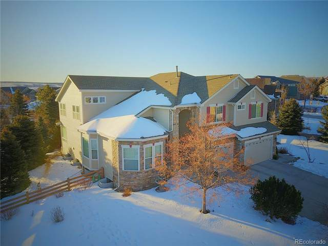5274 Mining Camp Trail, Parker, CO 80134 (#2649825) :: The Brokerage Group