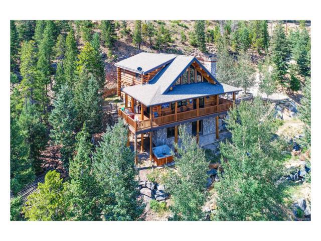 599 Sawmill Creek Road, Evergreen, CO 80439 (MLS #2652062) :: 8z Real Estate