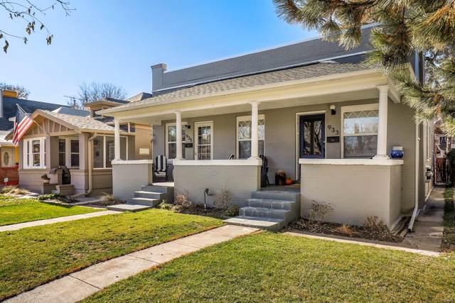 935 S Clarkson Street, Denver, CO 80209 (#2652443) :: Mile High Luxury Real Estate