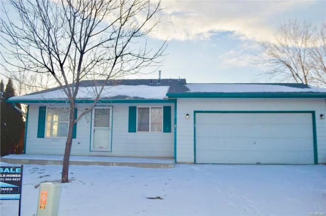 403 Sundance Circle, Dacono, CO 80514 (MLS #2654638) :: 8z Real Estate