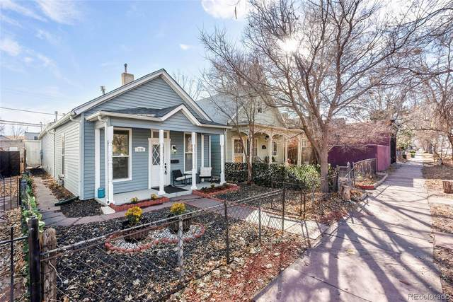 1258 Mariposa Street, Denver, CO 80204 (#2654906) :: Realty ONE Group Five Star