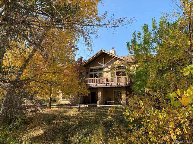 7164 Fox Paw Trail, Littleton, CO 80125 (#2657847) :: Berkshire Hathaway HomeServices Innovative Real Estate