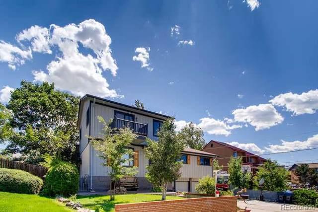 1500 Ulysses Street, Golden, CO 80401 (#2659061) :: Arnie Stein Team | RE/MAX Masters Millennium