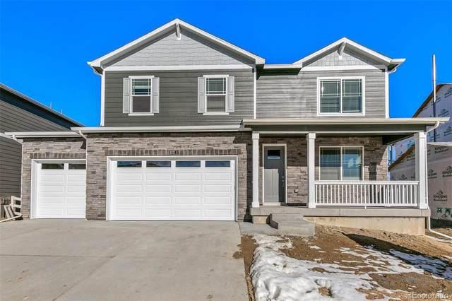 1242 Lily Mountain Road, Severance, CO 80550 (#2660692) :: Venterra Real Estate LLC