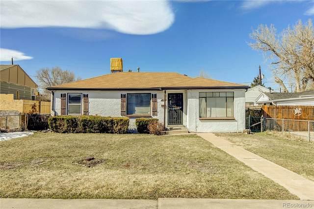 745 S Vrain Street, Denver, CO 80219 (#2662256) :: My Home Team