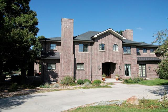 22 Cherry Lane Drive, Cherry Hills Village, CO 80113 (#2663683) :: 5281 Exclusive Homes Realty