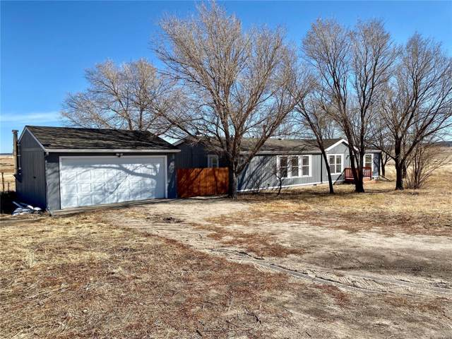 19255 Birdseye View, Peyton, CO 80831 (MLS #2664957) :: Colorado Real Estate : The Space Agency