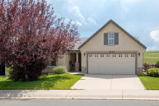 3696 Wonder Drive, Castle Rock, CO 80109 (#2665862) :: The HomeSmiths Team - Keller Williams