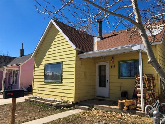 618 W 3rd Street, Leadville, CO 80461 (#2666715) :: Mile High Luxury Real Estate