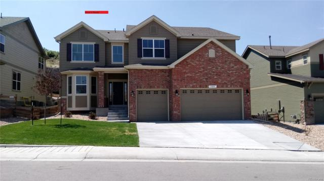 508 Sage Grouse Circle, Castle Rock, CO 80109 (#2667072) :: Colorado Home Finder Realty