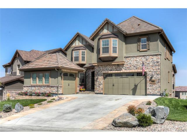 10606 Skydance Drive, Highlands Ranch, CO 80126 (#2667290) :: The Peak Properties Group