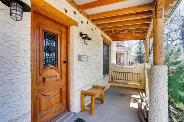 2314 Dexter Street, Denver, CO 80207 (MLS #2667596) :: 8z Real Estate