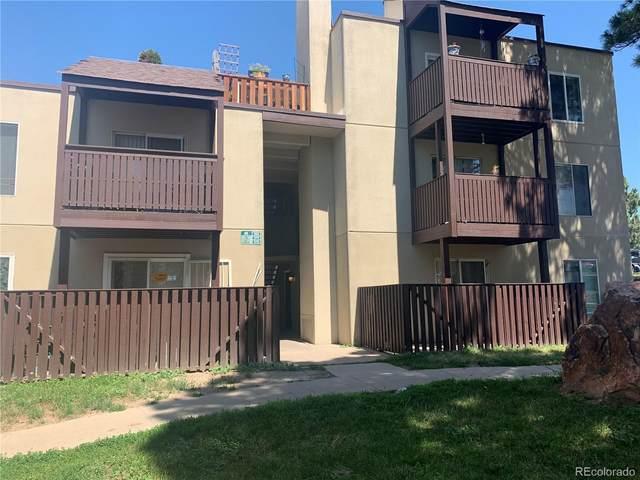 9995 E Harvard Avenue M170, Denver, CO 80231 (#2668023) :: Kimberly Austin Properties