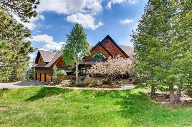31525 Golden Meadow Drive, Evergreen, CO 80439 (MLS #2669686) :: 8z Real Estate