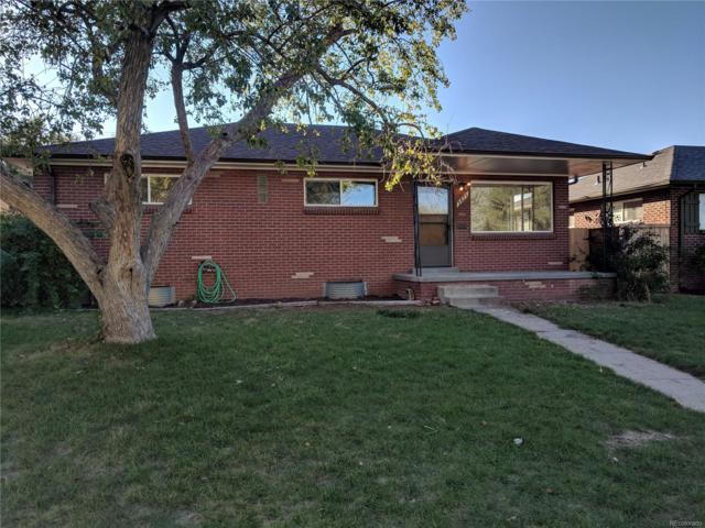 3675 Grape Street, Denver, CO 80207 (#2678299) :: House Hunters Colorado