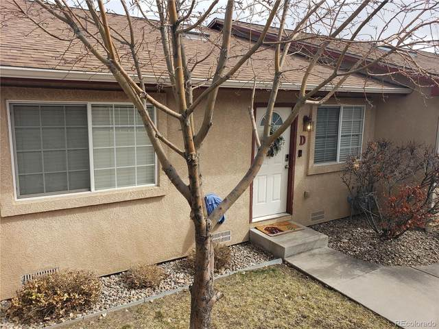 1504 E 21st Street D, Pueblo, CO 81001 (MLS #2682481) :: Keller Williams Realty