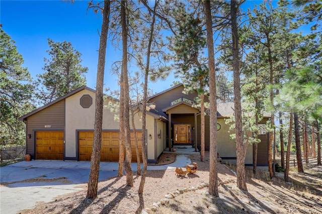 19440 Stag Lane, Monument, CO 80132 (MLS #2683132) :: 8z Real Estate