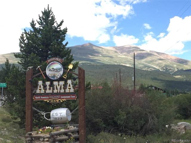 0 Main Street, Alma, CO 80420 (MLS #2685163) :: 8z Real Estate