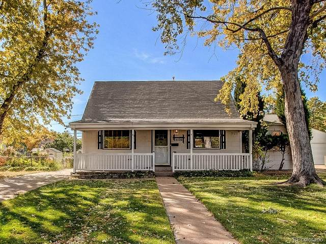 3530 W Wesley Avenue, Denver, CO 80219 (MLS #2686053) :: Kittle Real Estate