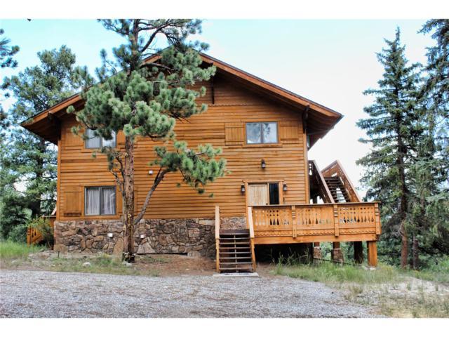 18525 Via Ponderosa, Buena Vista, CO 81211 (MLS #2686456) :: 8z Real Estate
