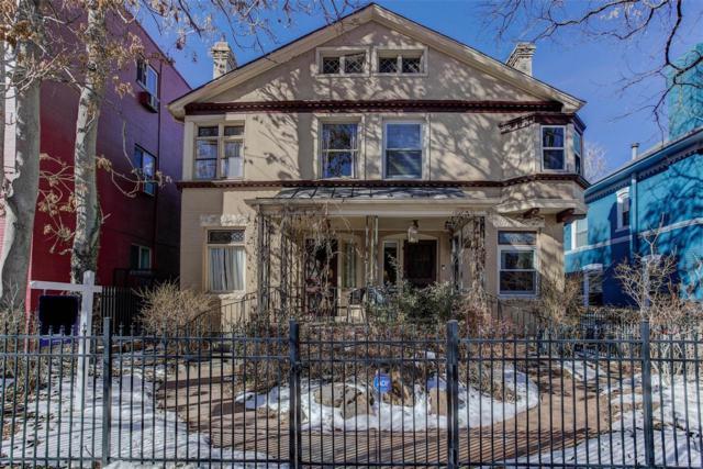 1237 Pearl Street, Denver, CO 80203 (MLS #2687801) :: Bliss Realty Group