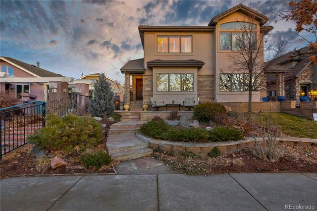 546 Madison Street, Denver, CO 80206 (#2696546) :: The Scott Futa Home Team