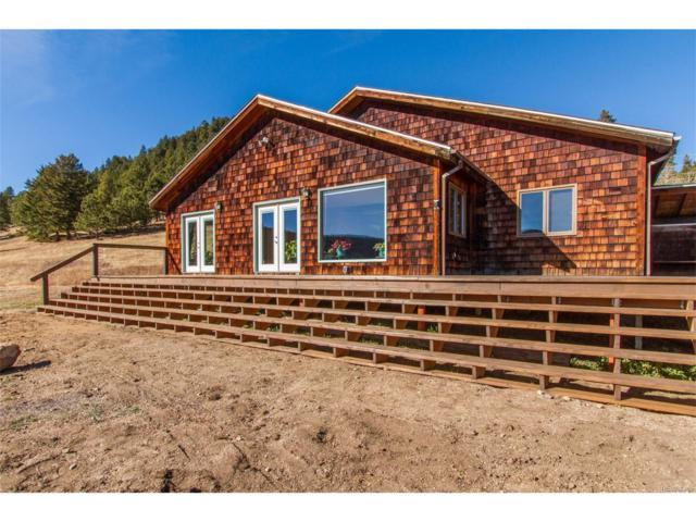 833 Tolland Road, Rollinsville, CO 80474 (MLS #2698591) :: 8z Real Estate
