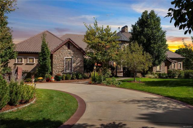 6990 S Polo Ridge Drive, Littleton, CO 80128 (MLS #2699429) :: Kittle Real Estate