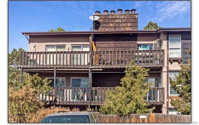 865 S Quebec Street 203A, Denver, CO 80247 (#2699923) :: The HomeSmiths Team - Keller Williams