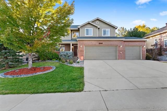 10805 Quail Creek Drive E, Parker, CO 80138 (#2701933) :: The HomeSmiths Team - Keller Williams