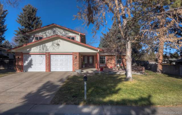 6337 W Geddes Drive, Littleton, CO 80128 (MLS #2702975) :: Bliss Realty Group